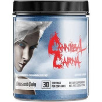 Chaos and Pain BCAA Passion Fruit Chaos and Pain Cannibal Carna BCAA 30 servings