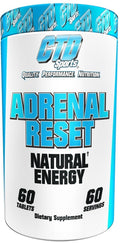 CTD Sports Adrenal Reset 60 caps