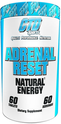 CTD Sports Weight Loss CTD Sports Adrenal Reset 60 caps