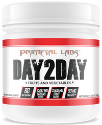 Primeval Labs Day2Day Fruits & Greens