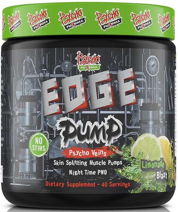 Psycho Pharma Edge Pump 40 serving