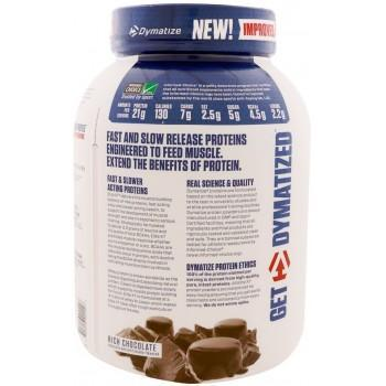Dymatize Protein banana nut Dymatize Nutrition Elite XT Extended Release 4 lbs