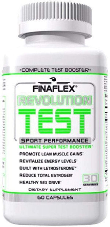 Finaflex Revolution Test 60ct