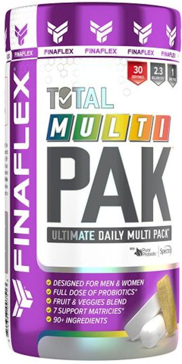 FinaFlex Total Multi Pak 30 days