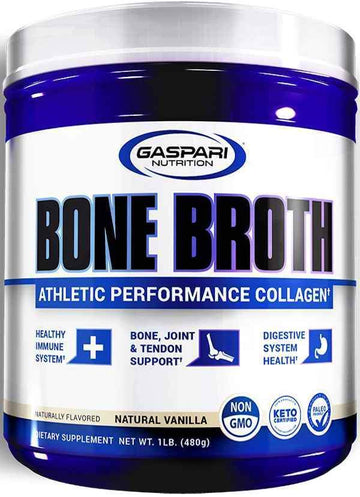 Gaspari Bone Broth Collagen 30 servings
