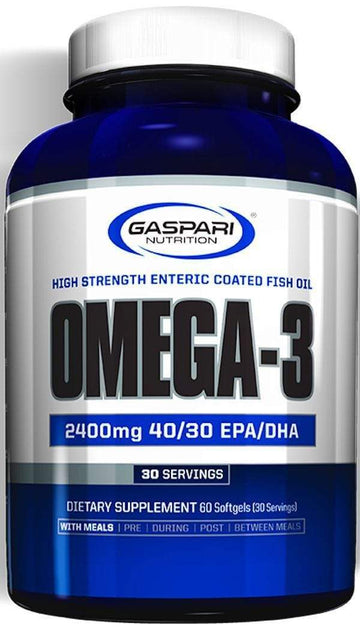 Gaspari Nutrition Omega 3 60 softgels