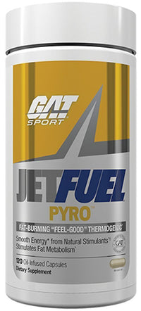 GAT Sports Weight Loss GAT Sports JetFUEL PYRO 120 Oil-Infused Caps