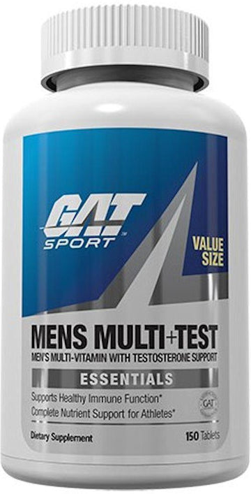 GAT Sport Mens Multi+Test 150 caps