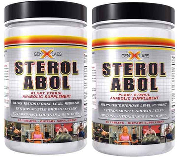 GenXLabs SterolABOL double pak CLEARANCE SALE