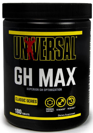 Universal Nutrition GH-Max 180 Tabs