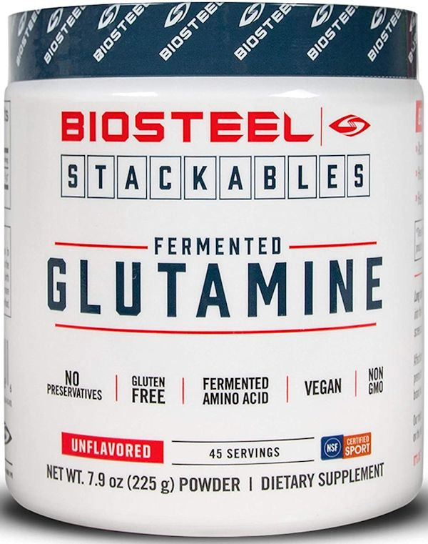 Black Market Labs L-Glutamine RAW 60 servings