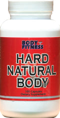 Body & Fitness Hard and Natural Body FREE With any Test Booster Purchase (code: Hard)