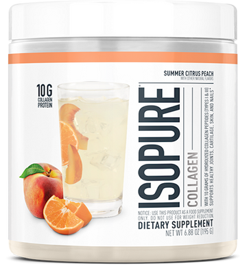 Nature's Best Isopure Collagen 15 servings