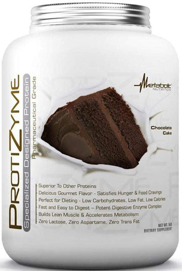 METABOLIC NUTRITION PROTIZYME 5 LBS BLOWOUT