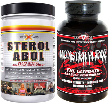 Innovative Labs Monster Plexx with SterolABOL