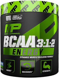 MusclePharm BCAA Blue Raspberry MusclePharm BCAA 3:1:2 Energy