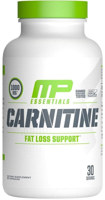 MusclePharm Carnitine 60 caps