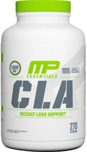 MusclePharm CLA 270 softgel