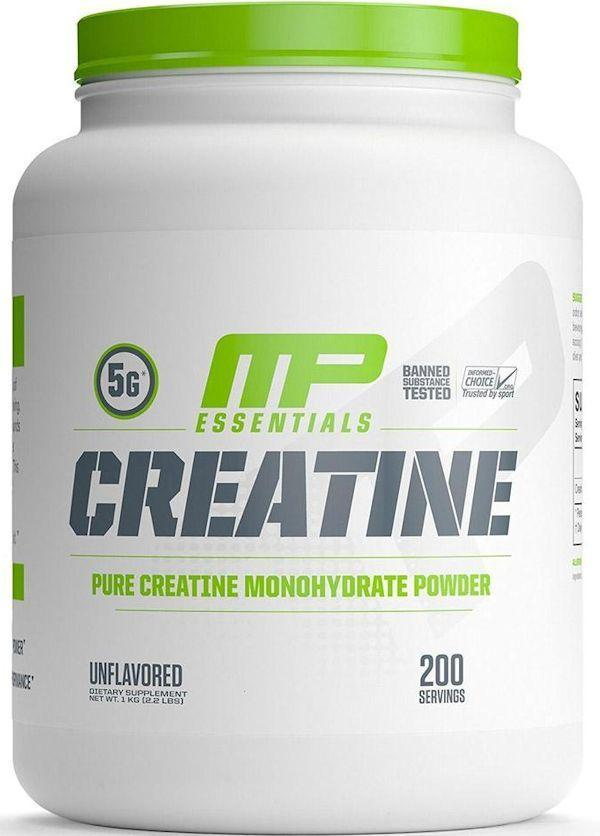 MusclePharm Creatine MusclePharm Creatine Essentials 1000gms 200 servings