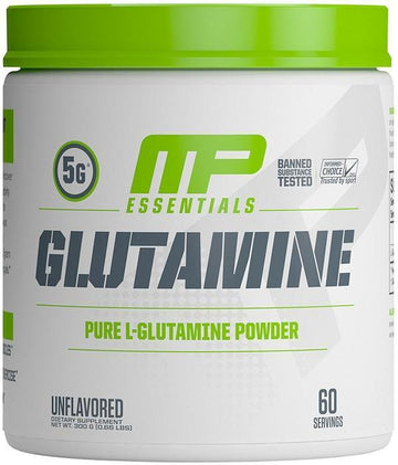 MusclePharm Glutamine 60 serving
