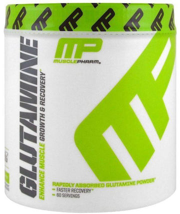 MusclePharm Glutamine 60 serving (Discontinue Limited Supply) (code: 20off)