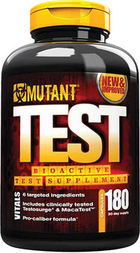 Mutant Nutrition Test Booster Mutant TEST 180 Caps