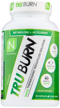 Nutrakey Weight Loss Nutrakey TRU Burn 90 Caps