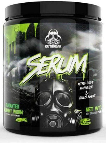 Outbreak Nutrition Serum 25 servings
