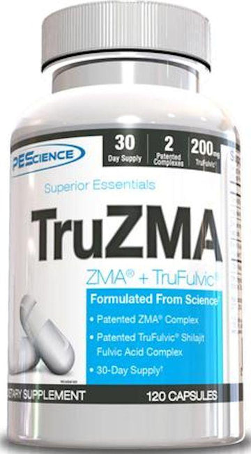 PEScience TruZMA 120 Caps.