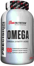 Prime Nutrition Omega 3 100 softgels