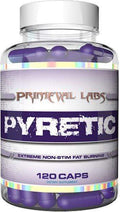Primeval Labs Pyretic 120 ct (code: 20off)