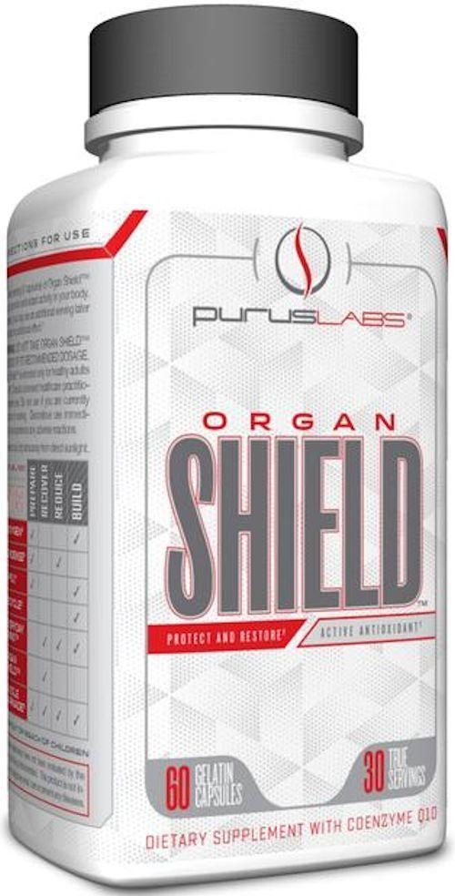 Purus Labs Liver Support Purus Labs Organ Shield