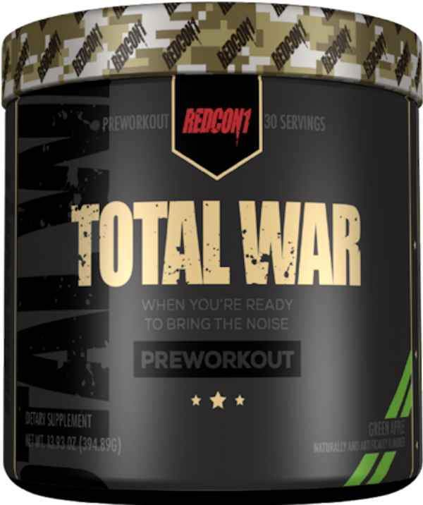 Redcon1 Pre-Workout BLUE LEMONADE RedCon1 Total War