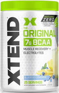 Scivation XTEND Natural Zero 25 servings