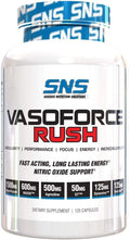 SNS Vasoforce Rush 125 Caps