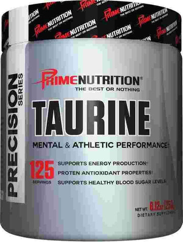 Prime Nutrition Taurine 125 servings