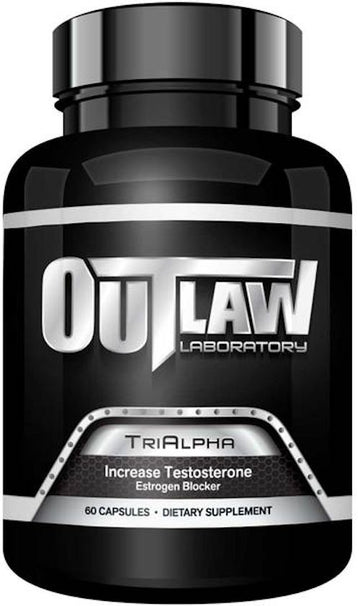 Outlaw Laboratory TriAlpha 60 caps (code: 25off)