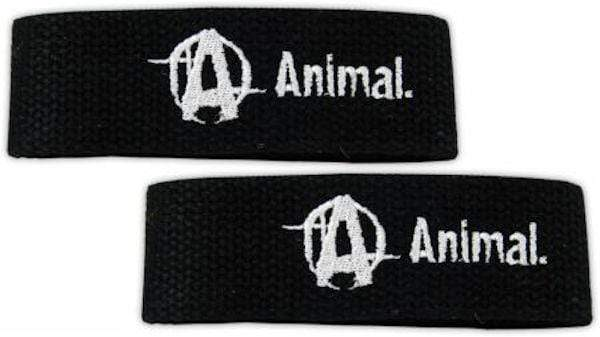 Universal Nutrition Straps Universal Animal Lifting Straps Black
