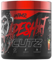 Ape sh*t Cutz pre-workout Primeval Labs best per-workout