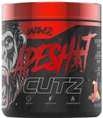 Ape sh*t Cutz pre-workout Primeval Labs best per-workout lemon lime