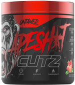 Ape sh*t Cutz pre-workout Primeval Labs per-workout