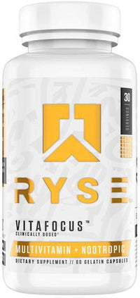 Ryse Supplements VitaFocus 60 caps