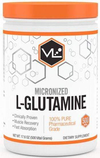 Vital Labs Micronized L-Glutamine 80 servings Clearance