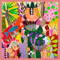 Colourful affordable art print by Marianne Angeli Rodriguez