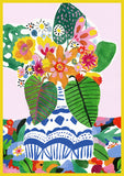 Colourful affordable art print by Alja Horvat
