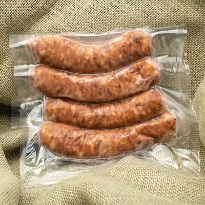 Chicken Sausage Links - Garlic Pepper Links
