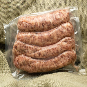 Sweet Italian Sausage - Organically Fed Heritage Pork