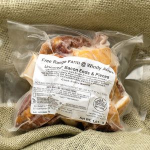 Bacon Ends - Organically Fed Heritage Pork