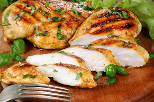 Chicken Breast - Organically Fed and Pasture Raised