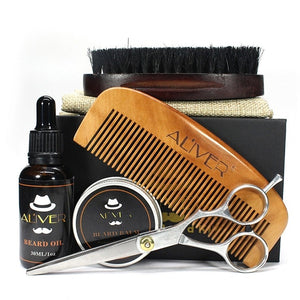 Beard Care Kit By Oalen®